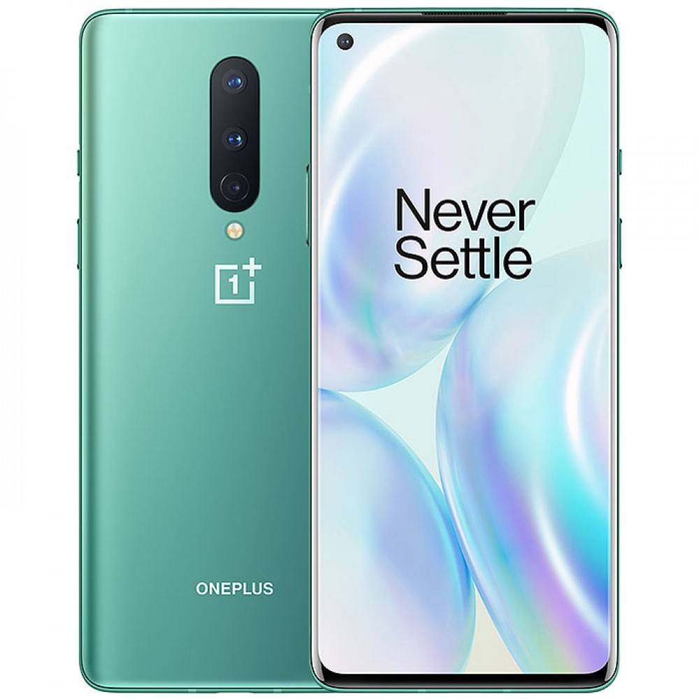 OnePlus 8 12/256GB (IN 2013) Global Version Glacial Green