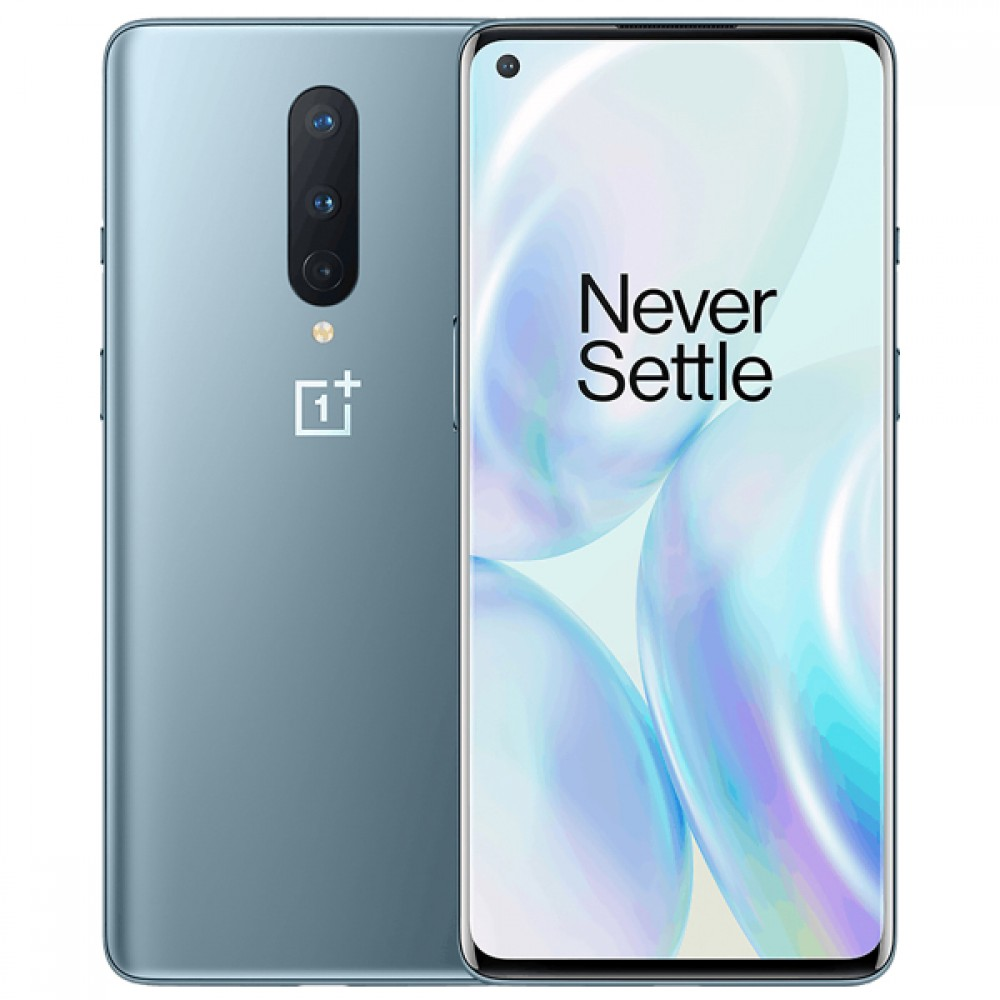 OnePlus 8 8/128GB (IN 2013) Global Version Polar Silver
