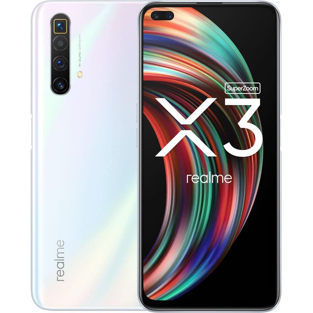 Realme X3 Superzoom 12/256GB Arctic White