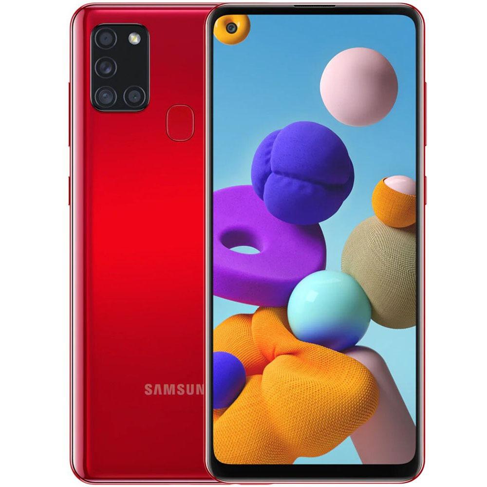 Samsung Galaxy A21s 32GB Red