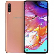 Samsung Galaxy A70 Coral