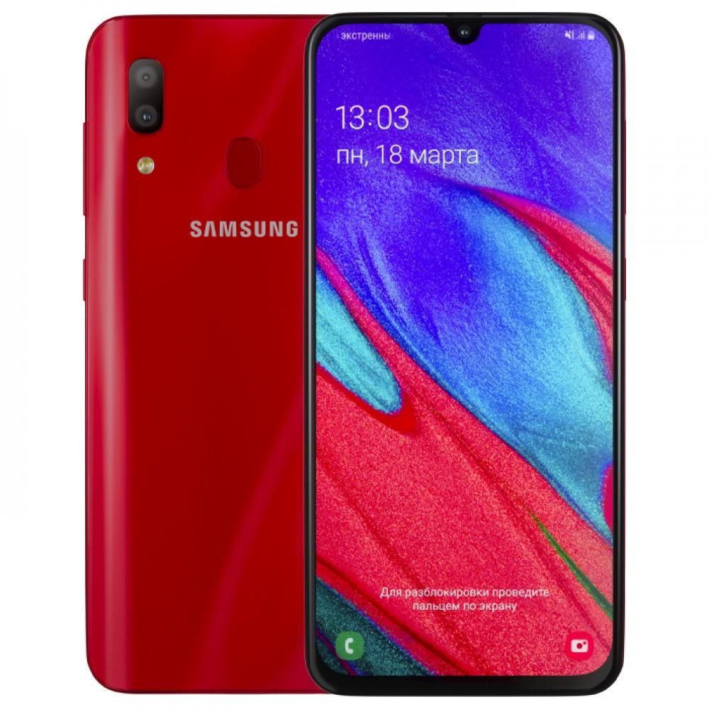 Samsung Galaxy A40 64GB Red