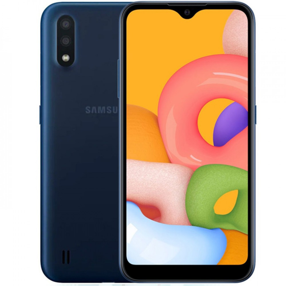 Samsung Galaxy A01 16GB Blue