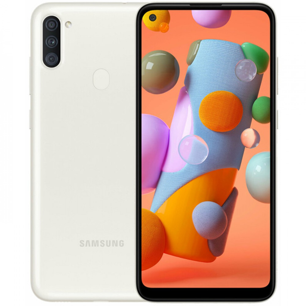 Samsung Galaxy A11 32GB White