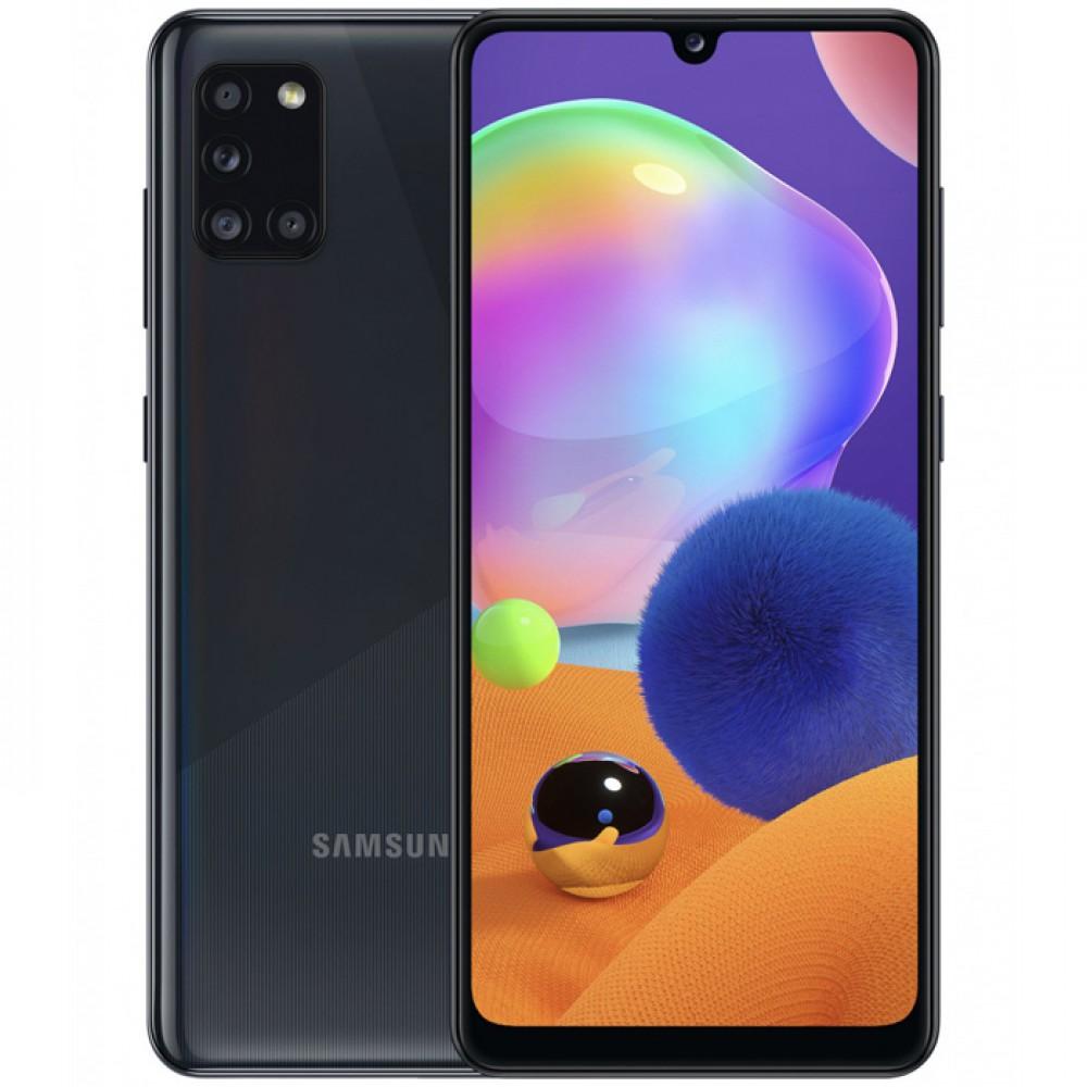 Samsung Galaxy A31 128GB Prism Crush Black