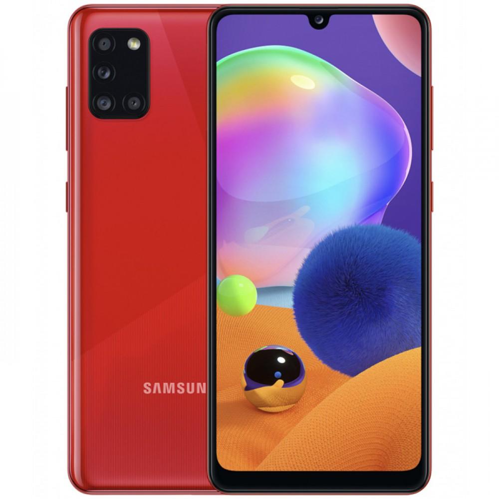 Samsung Galaxy A31 128GB Prism Crush Red
