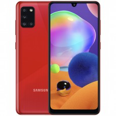 Samsung Galaxy A31 64GB Prism Crush Red