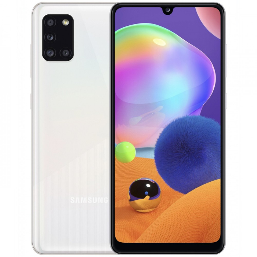 Samsung Galaxy A31 64GB Prism Crush White