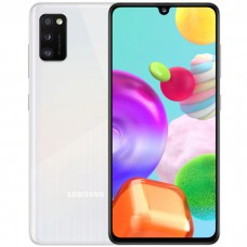 Samsung Galaxy A41 64GB Prism Crush Silver