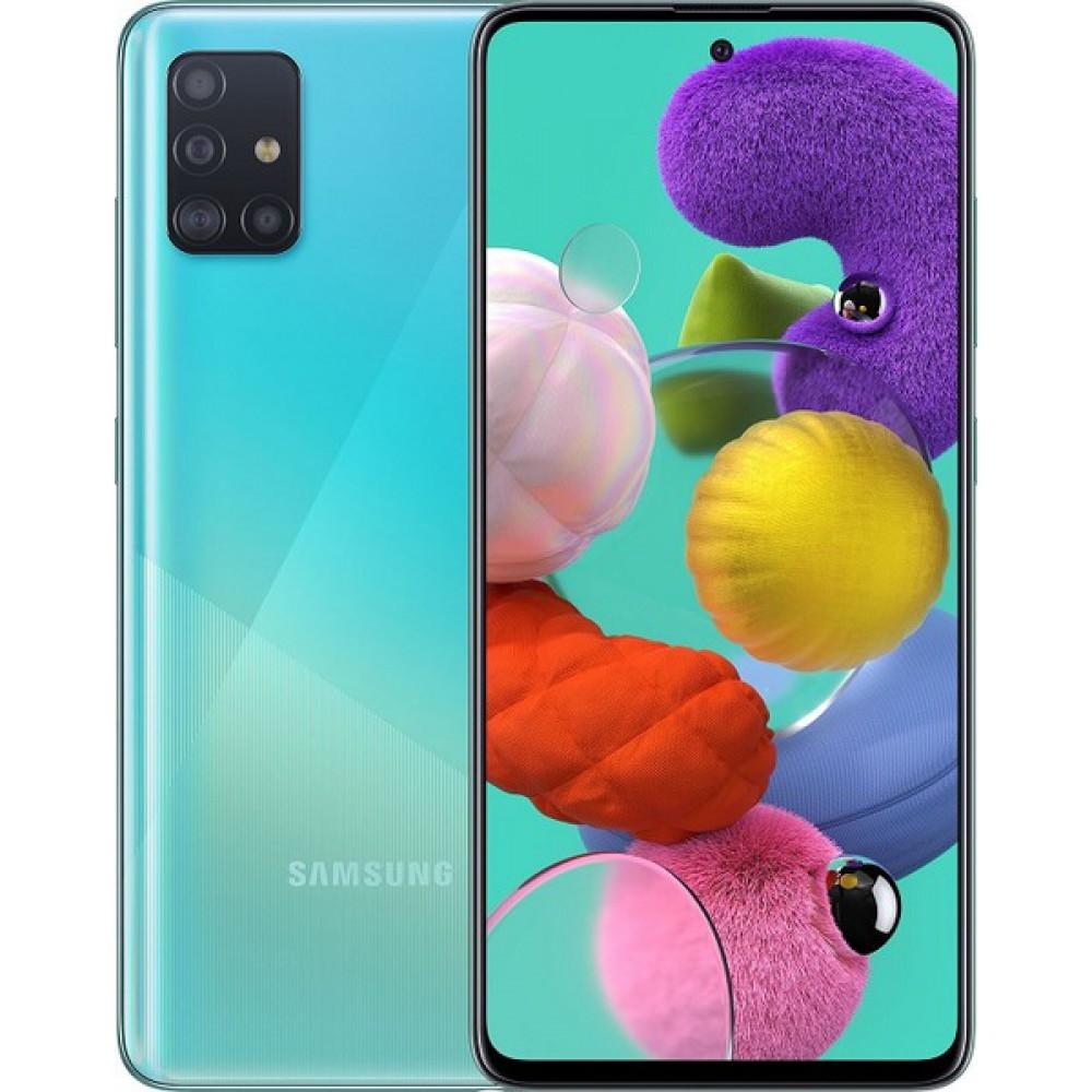 Samsung Galaxy A51 SM-A515FZKMSER 64GB Prism Crush Blue