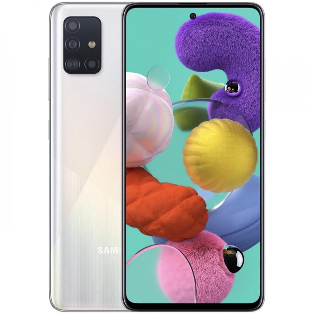 Samsung Galaxy A51 SM-A515FZKMSER 128GB White