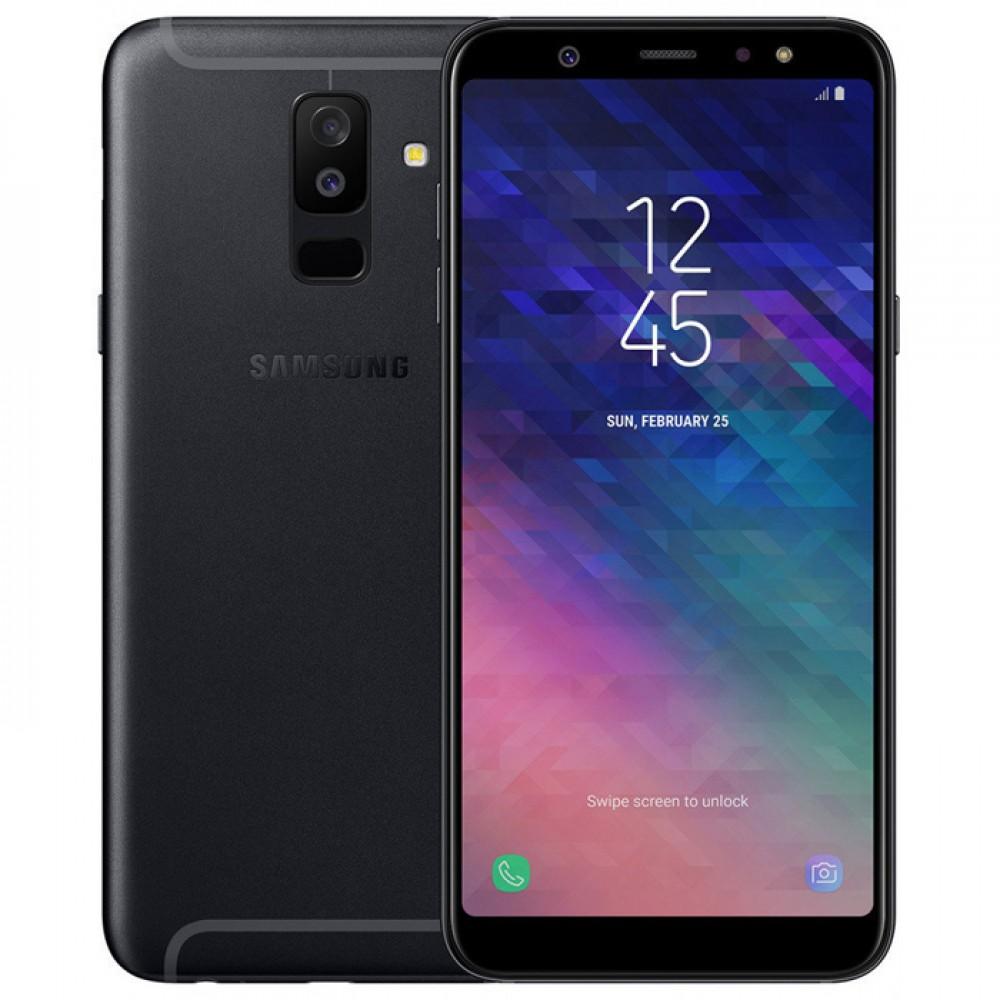 Samsung Galaxy A6+ 32GB Black