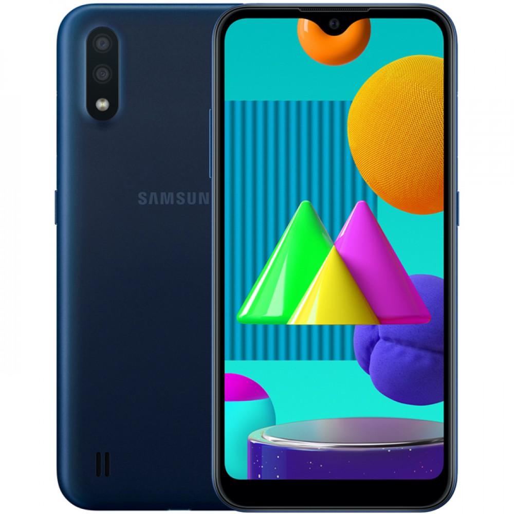 Samsung Galaxy M01 32GB Blue