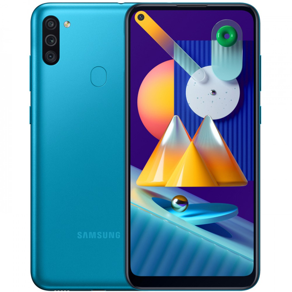 Samsung Galaxy M11 32GB Metallic Blue