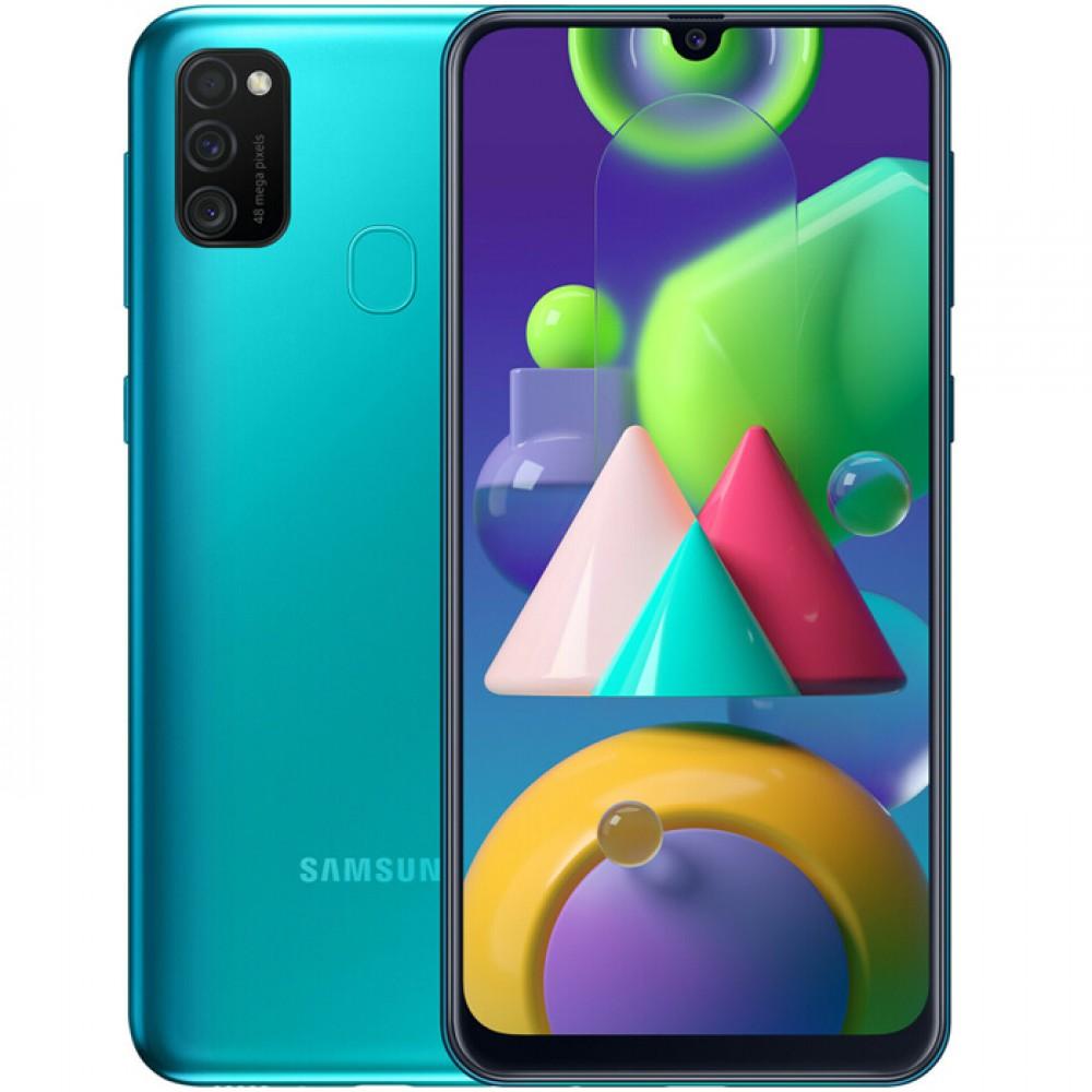 Samsung Galaxy M21 64GB Green