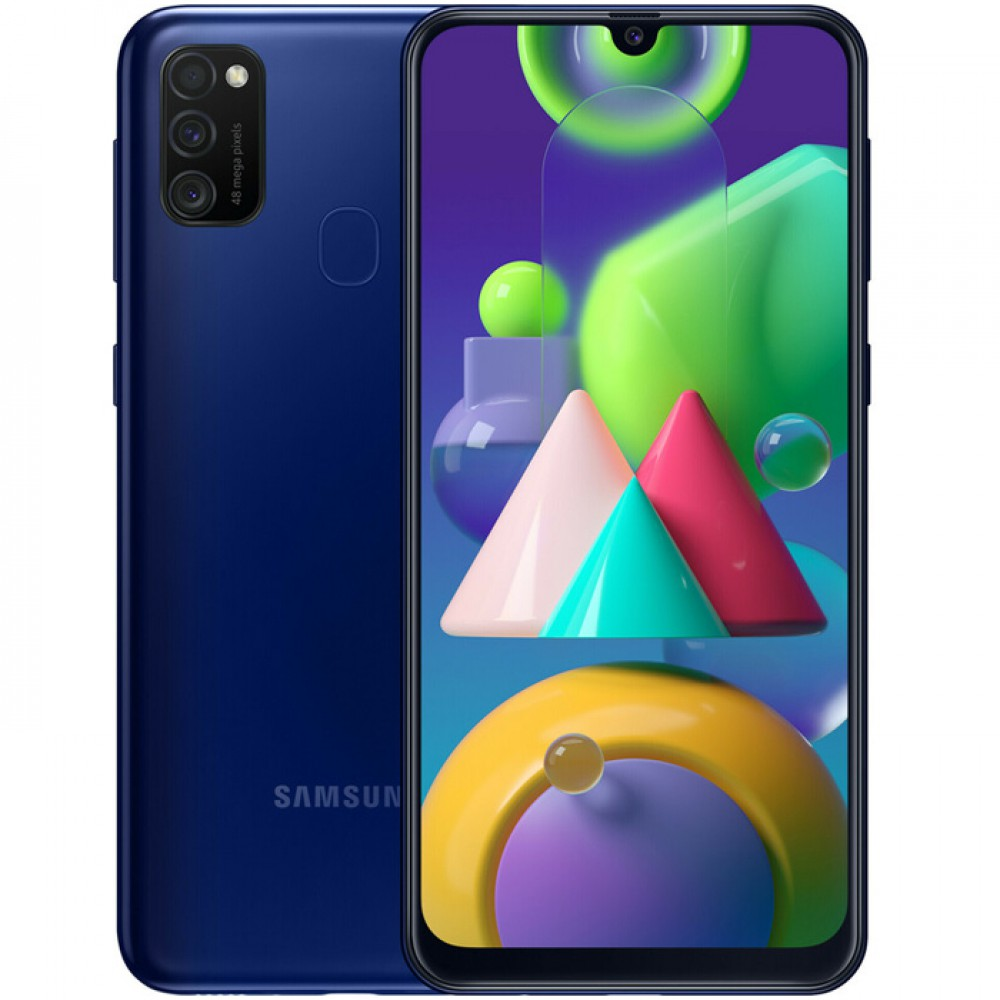 Samsung Galaxy M21 64GB Midnight Blue