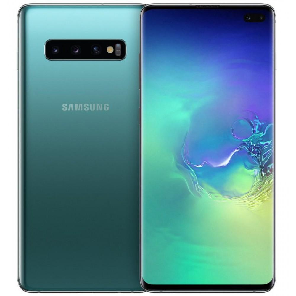 Samsung Galaxy S10 SM-G973F/DS 8/128GB Prism Green (RU)