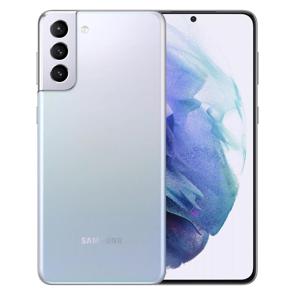 Samsung Galaxy S21+ 5G 8/128GB Phantom Silver (RU)