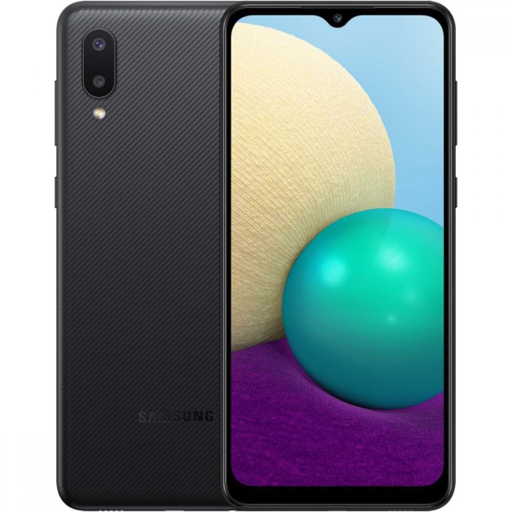 Samsung Galaxy A02 2/32GB RU Black