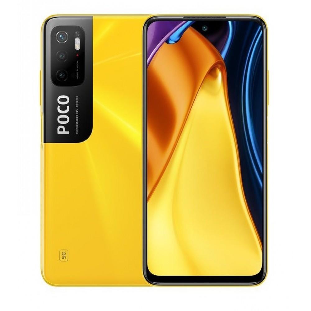 Xiaomi Poco M3 Pro 5G 6/128GB (NFC) RU Yellow