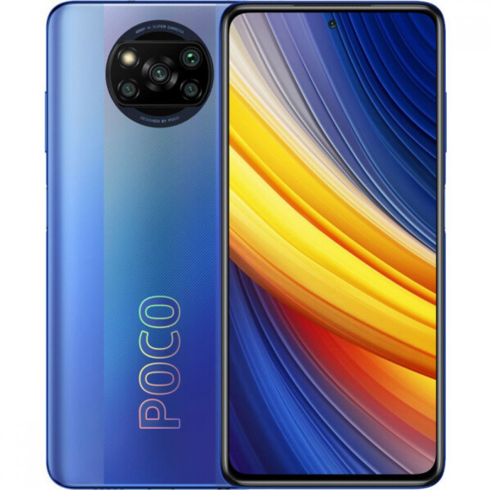 Xiaomi Poco X3 Pro 6/128GB Global Version Frost Blue