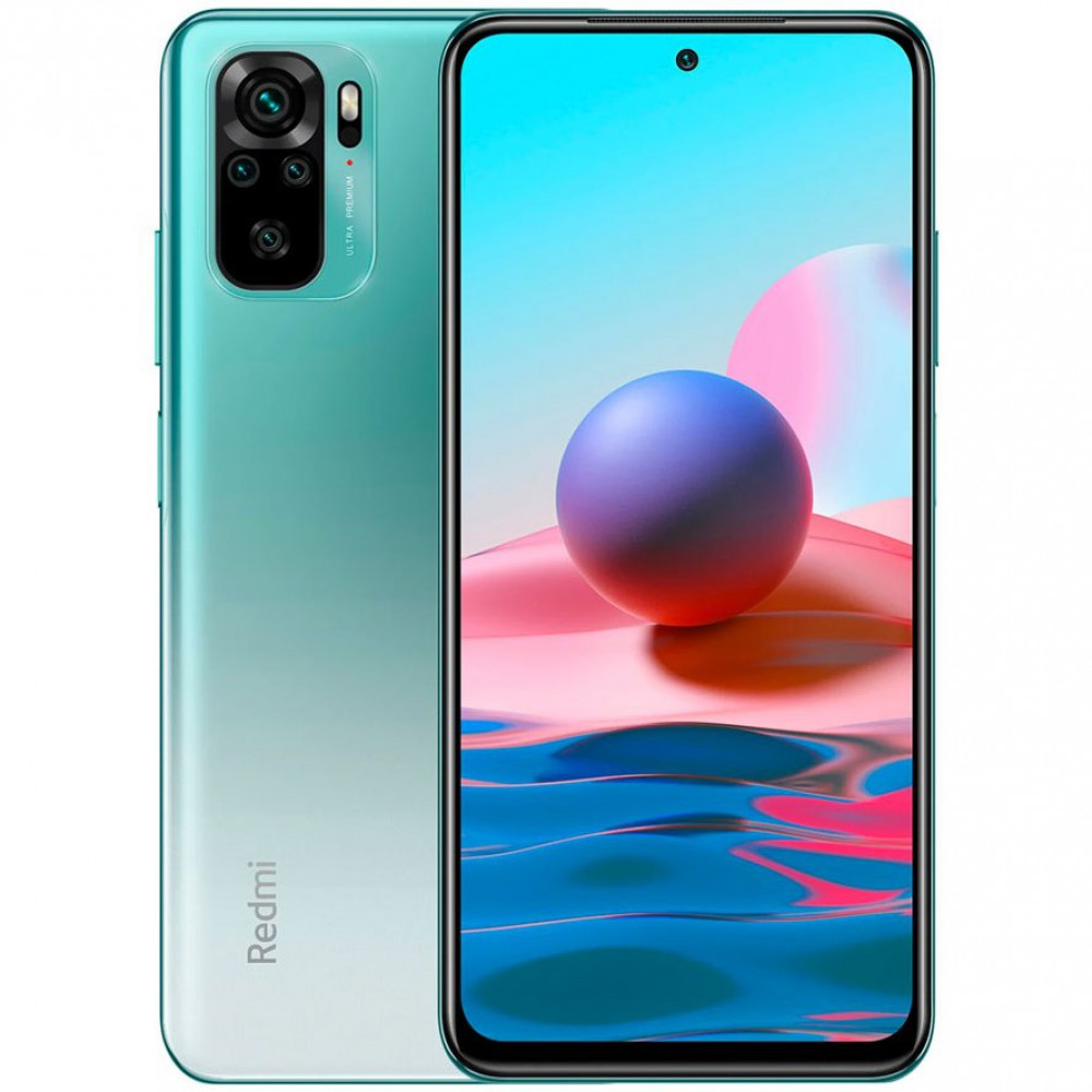 Xiaomi Redmi Note 10 4/64GB EU Lake Green