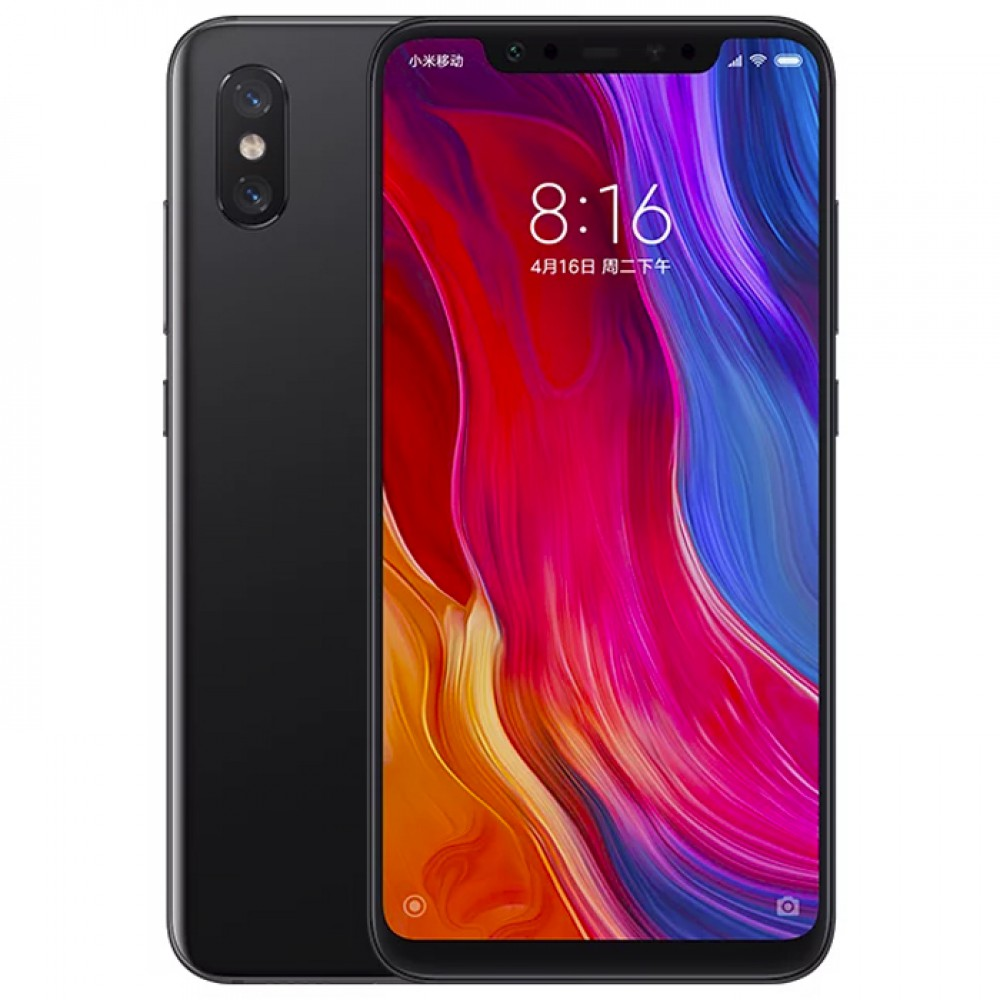 Xiaomi Mi 8 6/64GB EU Black