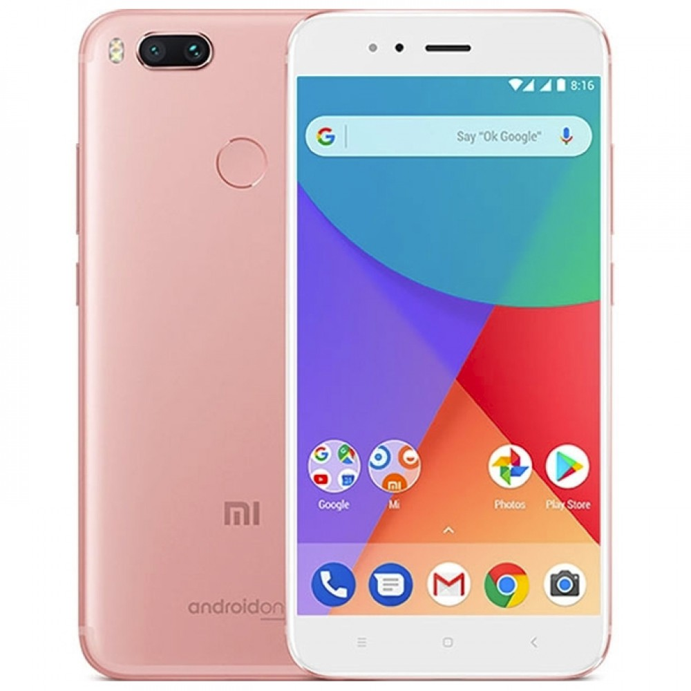 Xiaomi Mi A1 64GB Android One Pink