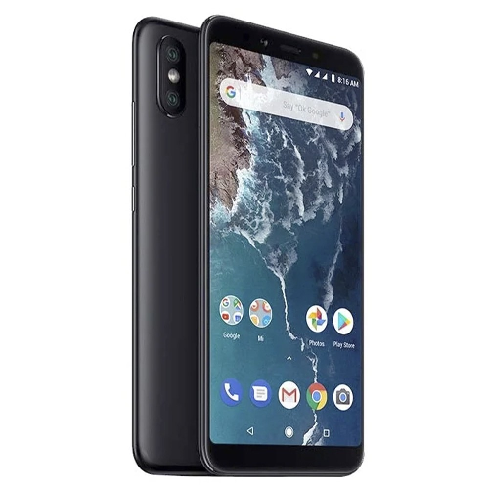 Xiaomi Mi A2 4/64GB Android One Global Version Black