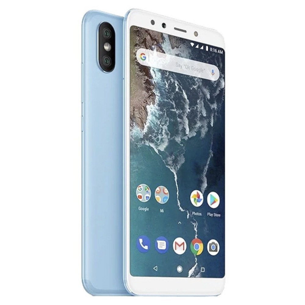 Xiaomi Mi A2 4/64GB Android One Global Version Blue