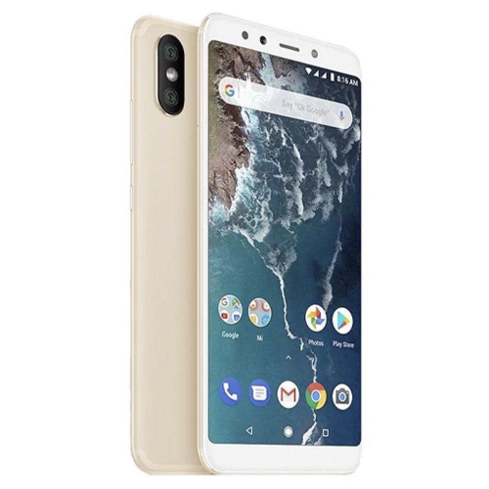 Xiaomi Mi A2 4/64GB Android One Global Version Gold