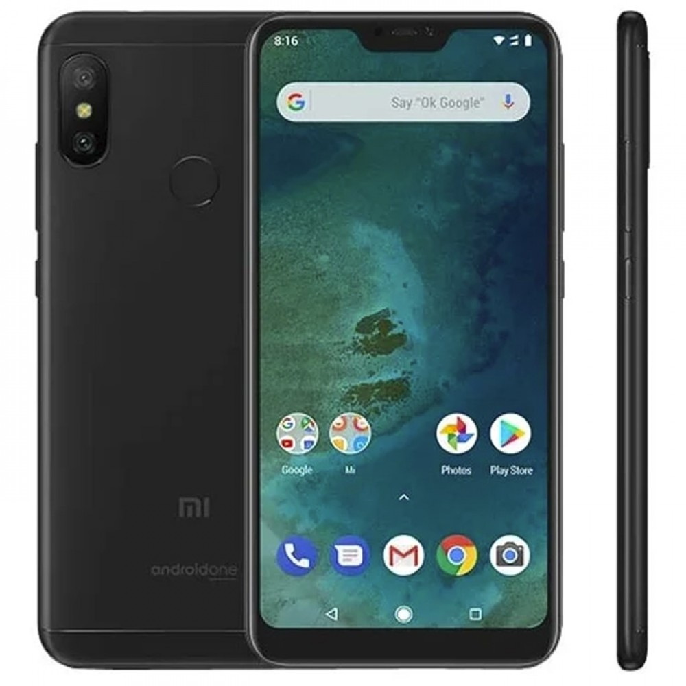 Xiaomi Mi A2 Lite 4/64GB Android One Global Version Black