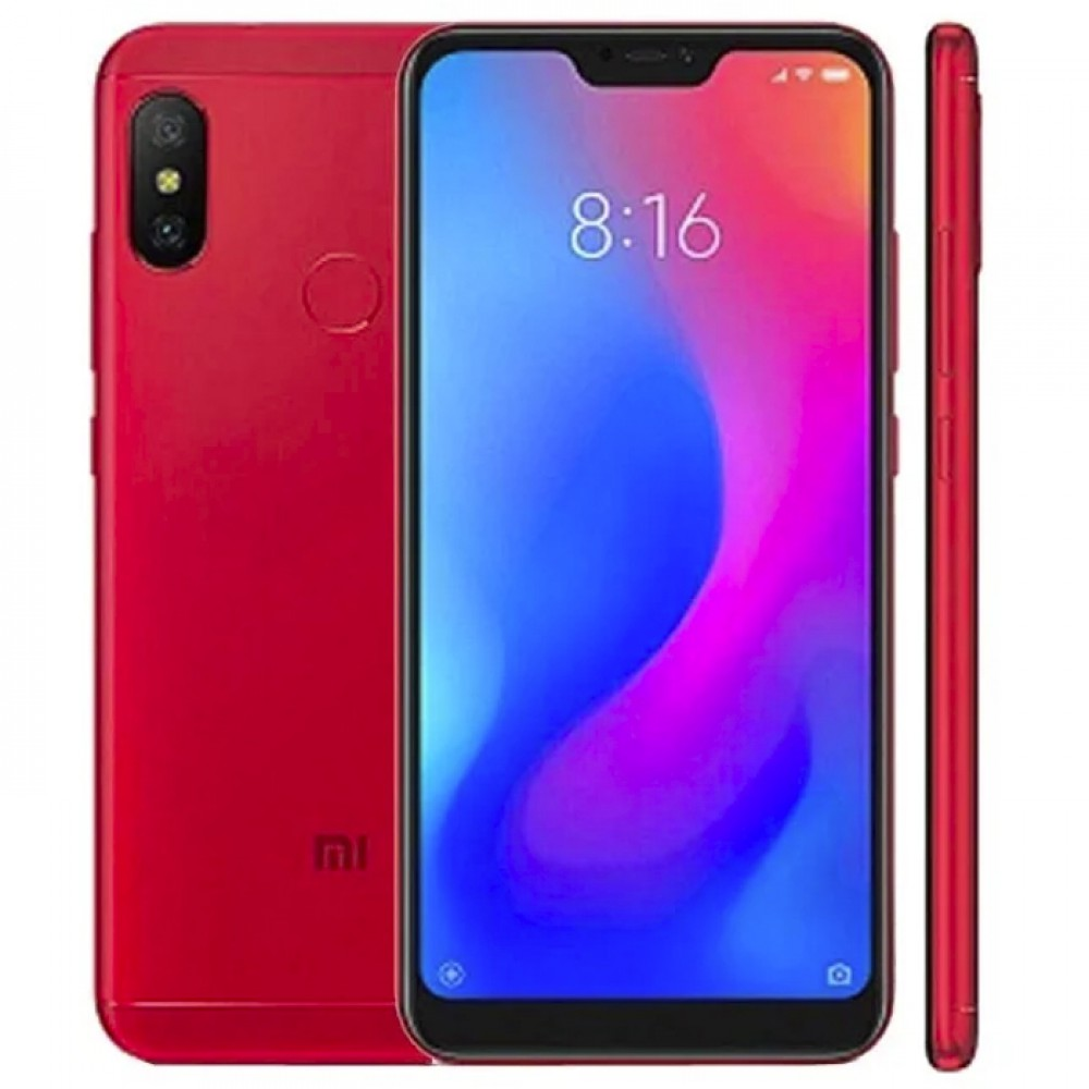 Xiaomi Mi A2 Lite 4/64GB Android One Global Version Red