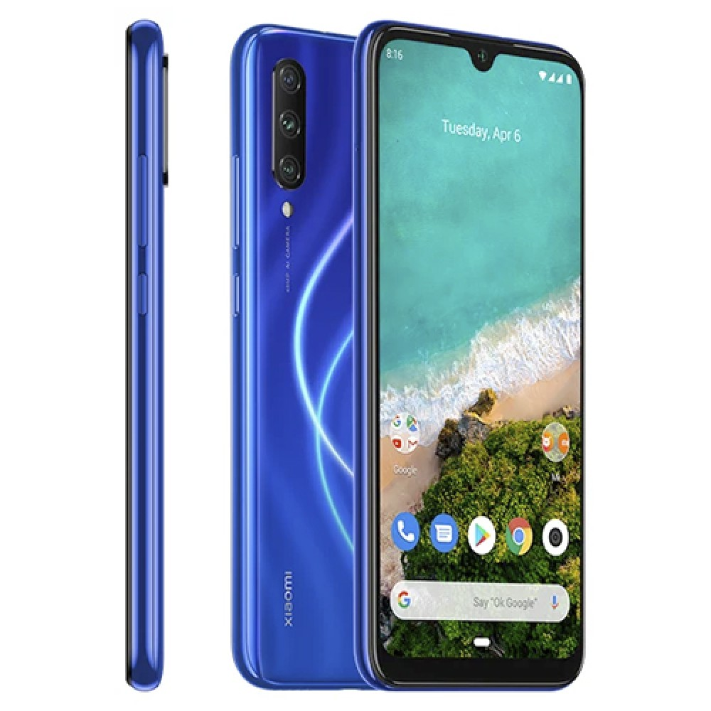 Xiaomi Mi A3 4/128GB Android One Global Version Blue