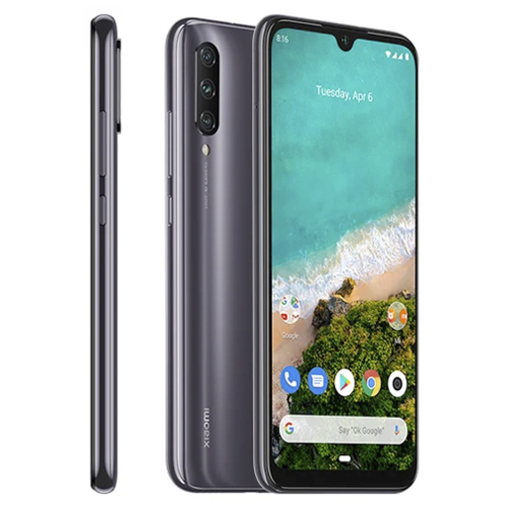 Xiaomi Mi A3 4/128GB Android One Global Version Grey
