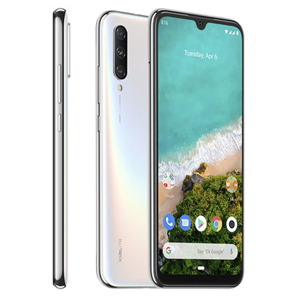 Xiaomi Mi A3 4/128GB Android One Global Version White