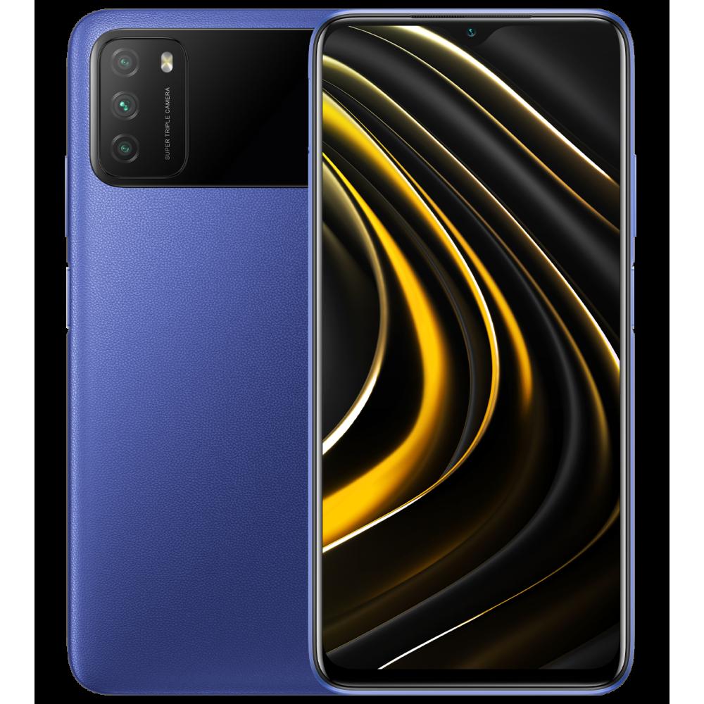 Xiaomi Poco M3 4/128GB RU Cool Blue