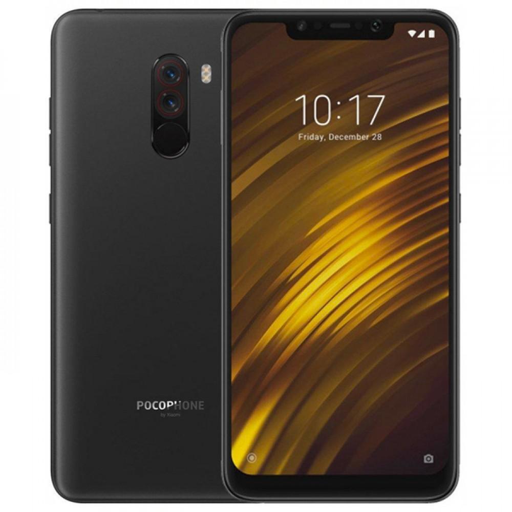 Xiaomi Pocophone F1 6/128GB Global Version Graphite Black