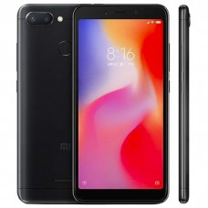 Xiaomi Redmi 6 4/64GB EU Black