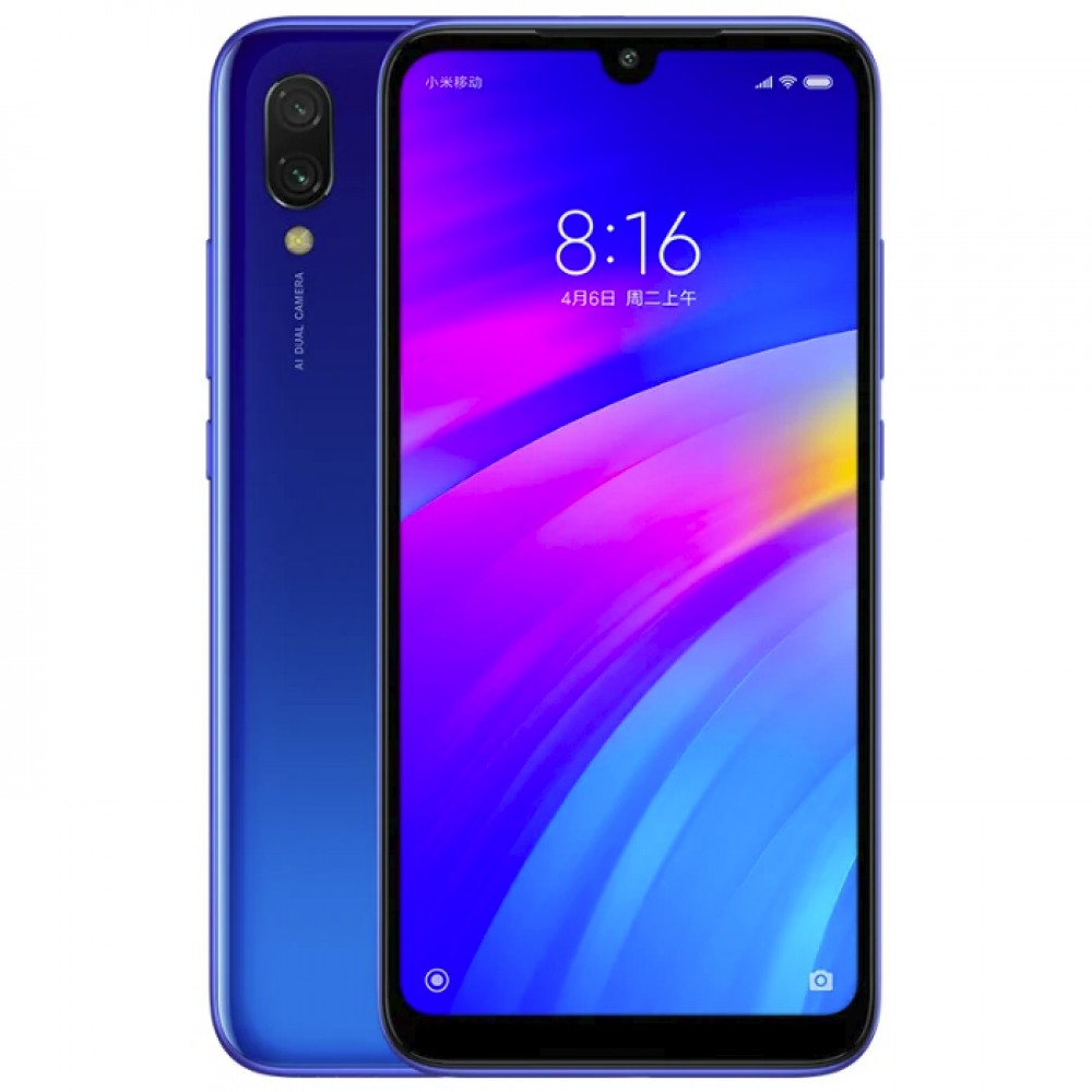 Xiaomi Redmi 7 2/16GB Global Version Blue