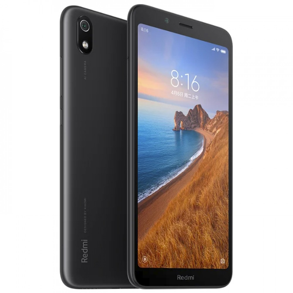 Xiaomi Redmi 7A 2/16GB Global Version Matte Black