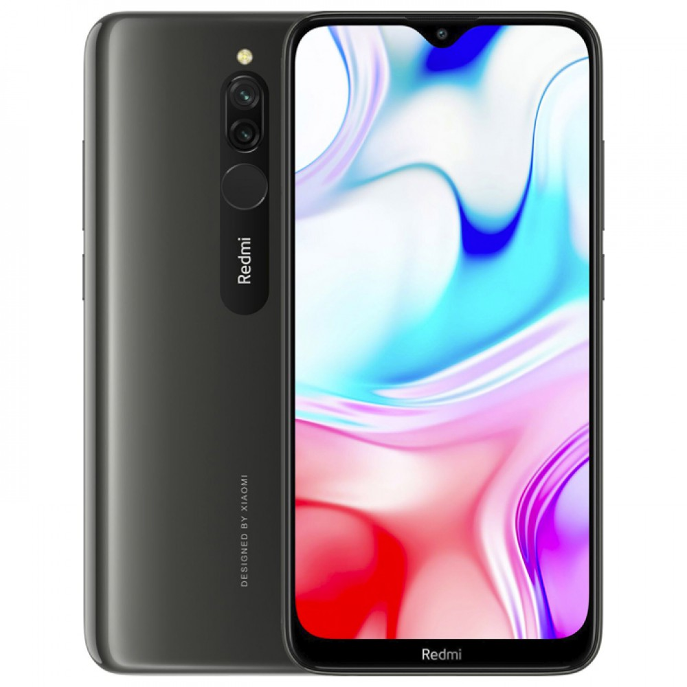 Xiaomi Redmi 8 3/32GB Global Version Onyx Black