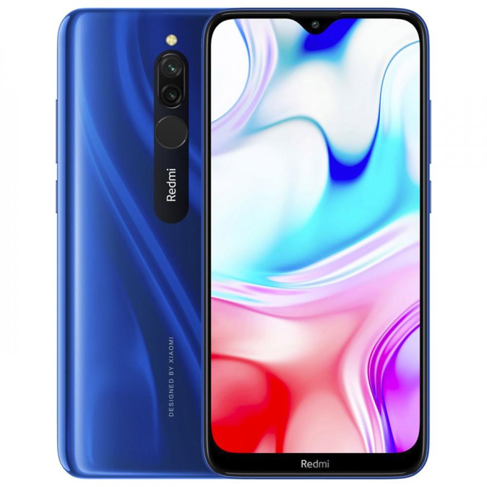 Xiaomi Redmi 8 4/64GB Global Version Sapphire Blue