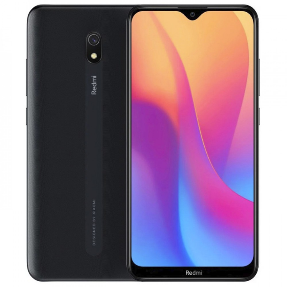 Xiaomi Redmi 8A 4/64GB Midnight Black