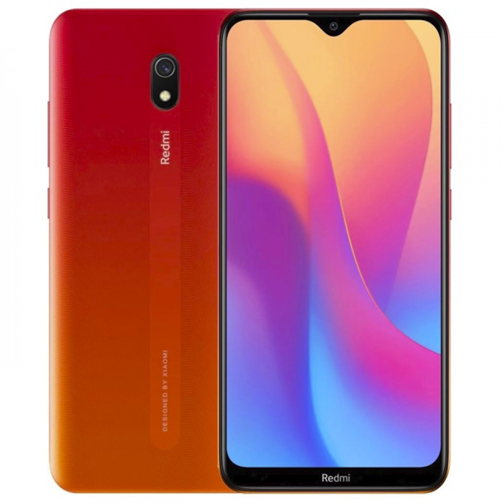 Xiaomi Redmi 8A 4/64GB Sunset Red