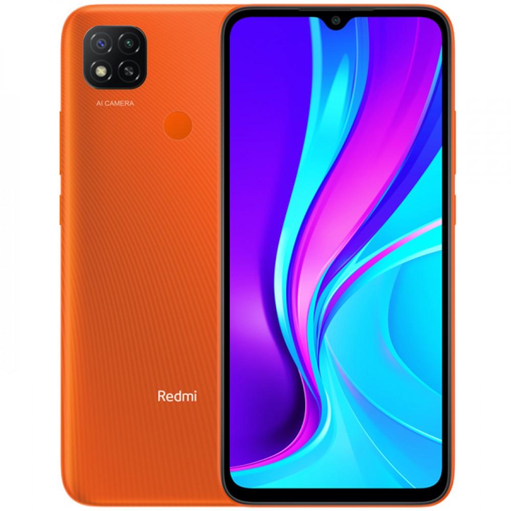 Xiaomi Redmi 9C 2/32GB (NFC) RU Sunrise Orange