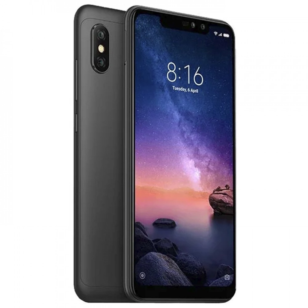 Xiaomi Redmi Note 6 Pro 3/32GB Global Version Black