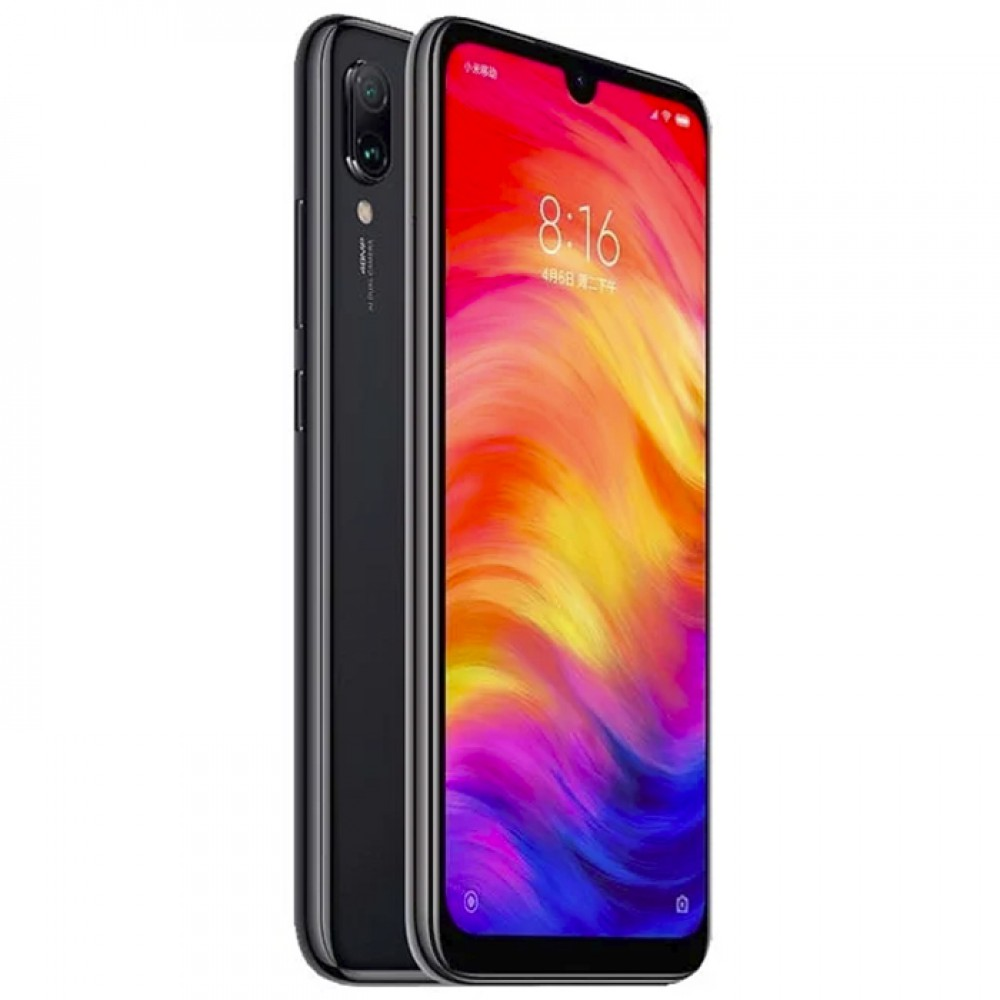 Xiaomi Redmi Note 7 4/64GB Global Version Black