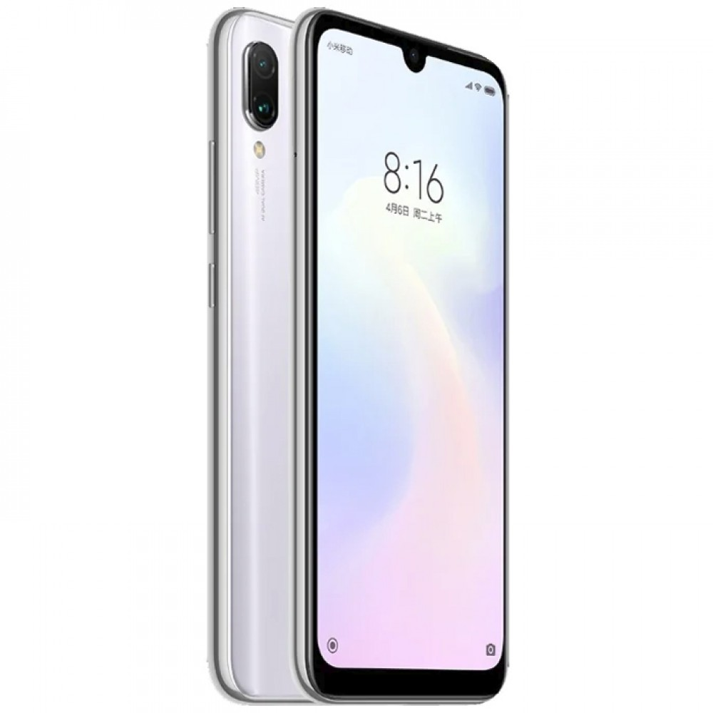 Xiaomi Redmi Note 7 4/64GB Global Version White