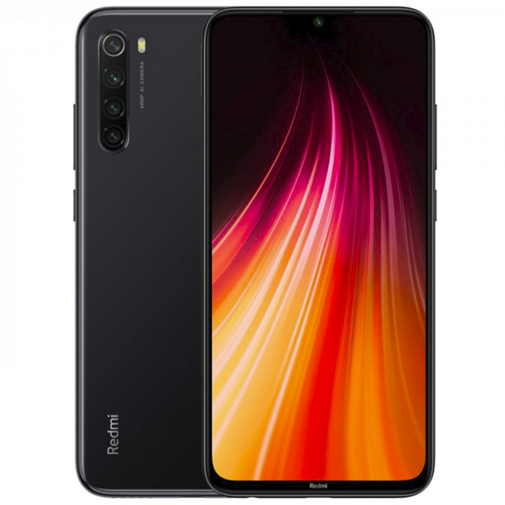Xiaomi Redmi Note 8 4/128GB Global Version Space Black
